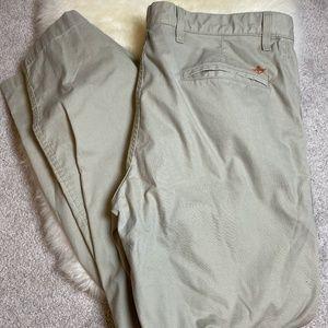 Dockers Khaki Long Pants Men's size 36 x 34
